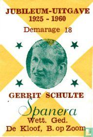 Gerrit Schulte Demarrage 18