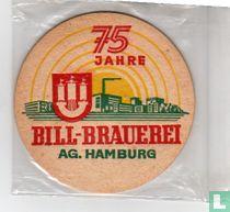 Bill-Brauerei 75 Jahre