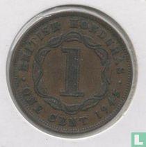 Brits-Honduras 1 cent 1945