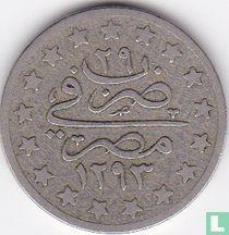 Ägypten 1 Qirsh 1903 (AH 1293/29)