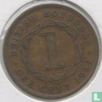 Brits-Honduras 1 cent 1951