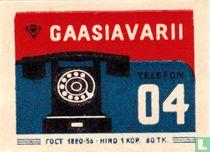 GAASIAVARII 04