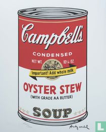 Campbell's SOUP - Serie II – Oyster Stew