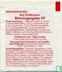 Blutreinigungstee NT