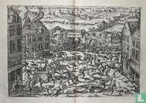 Fransen voeren strijd in Antwerpen