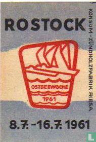 Rostock Ostseewoche 1961