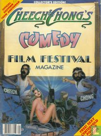 Cheech & Chong's Comedy Film Festival Magazine 1