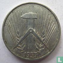 DDR 5 pfennig 1953 (A)