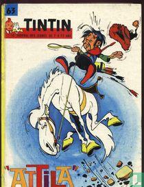 receuil du journal Tintin