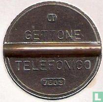 Gettone Telefonico 7603 (UT)