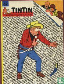 receuil du journal Tintin 62