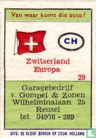 Zwitserland - V. Gompel & Zonen