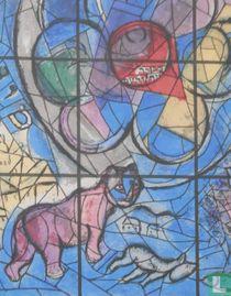 Marc Chagall, Vitraux pour Jerusalem.
