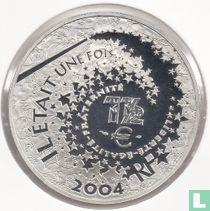 "Frankrijk 1½ euro 2004 (PROOF) ""Aladdin"""