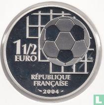 "Frankrijk 1½ euro 2004 (PROOF) ""FIFA centennial"""