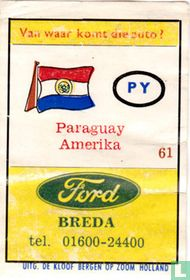 Paraguay - Ford