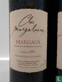 Clos Margalaine 2002