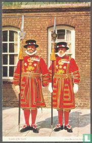 London, Yeoman of the Gard