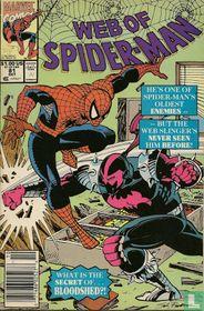 Web of Spider-Man 81