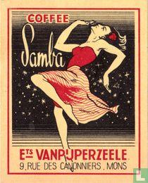 Coffee Samba Vanpijperzeele