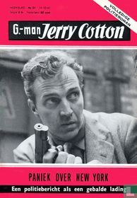 G-man Jerry Cotton 54