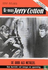 G-man Jerry Cotton 47