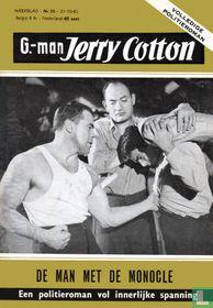 G-man Jerry Cotton 55
