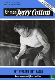 G-man Jerry Cotton 41