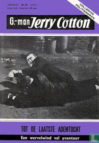 G-man Jerry Cotton 44