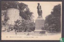 Boulogne-sur-Mer, La Statue de Jenner