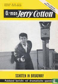 G-man Jerry Cotton 52