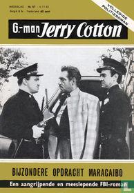 G-man Jerry Cotton 57