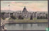 Provincial Government Buildings, Victoria