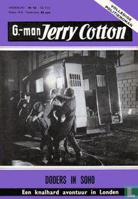 G-man Jerry Cotton 42