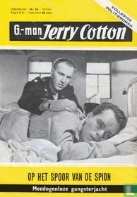 G-man Jerry Cotton 50