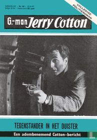 G-man Jerry Cotton 46