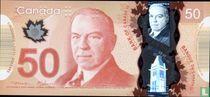 Canada 50 dollars 2012