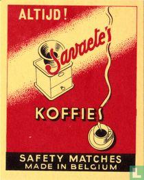 Altijd Savaete's koffies