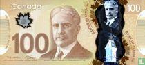 Canada 100 dollars 2012