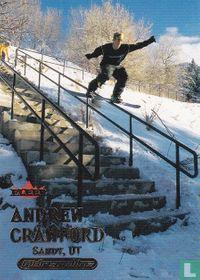 Andrew Crawford  - Snowboarding