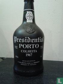 Colheita port vintage 1985