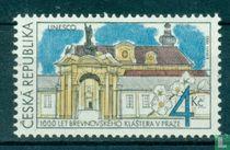 1000 Jahre Kloster in Brevnov