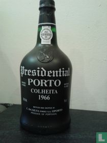 Colheita port vintage 1995