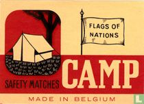 Camp - Flags of nations