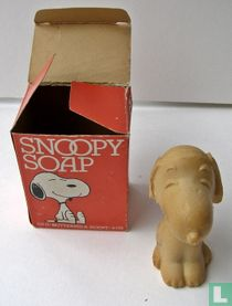 Snoopy zeep