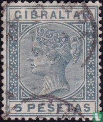 Victoria- Spaanse waarde