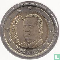 Spain 2 euro 2000