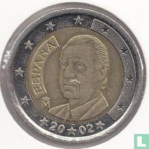 Spain 2 euro 2002