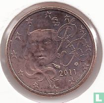 France 1 cent 2011