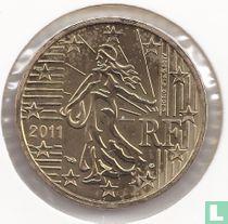 France 50 cent 2011